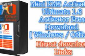 Mini KMS Activator Ultimate 1